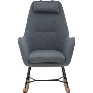 Кресло-качалка Leset Duglas KR908-17 серый