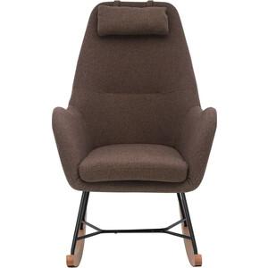 Кресло-качалка Leset Duglas KR908-4 кофе цена в Москве и Питере