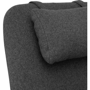 Кресло-качалка Leset Moris KR908-17 серый