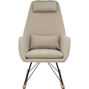 Кресло-качалка Leset Moris KR908-2 бежевый