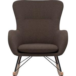 Кресло-качалка Leset Sherlock KR908-4 кофе