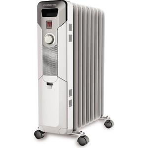 Масляный радиатор Polaris PRE W 0920 масляный радиатор polaris pre a 0920 2000 вт чёрный
