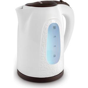 Чайник электрический Polaris PWK 2077CL бордо чайник электрический polaris pwk 1757ca красный
