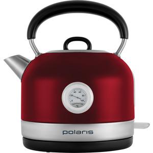 Чайник электрический Polaris PWK 1769CA красный