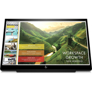 Монитор HP EliteDisplay S14 (3HX46AA)