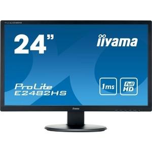 Монитор Iiyama ProLite E2482HS-B1 цена