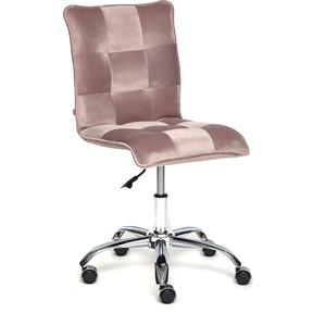 Кресло TetChair Zero велюр розовый t14