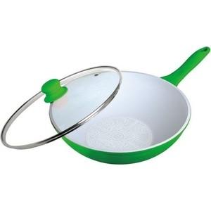 Сковорода-вок d 28 см Frank Moller (FM-818) сковорода d 24 см kukmara кофейный мрамор смки240а