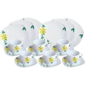 Сервиз столовый 18 предметов Merci Mignon (MF-4153) simon mignon бермуды