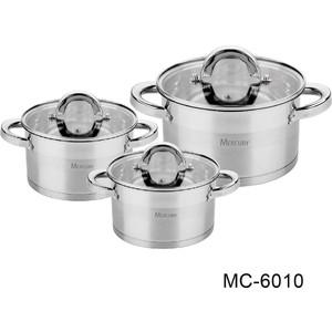 Набор посуды 6 предметов MercuryHaus (MC-6010) цена