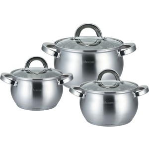 Набор посуды 6 предметов MercuryHaus (MC-6012)