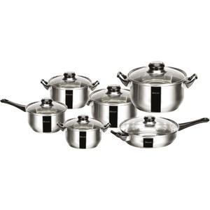 Набор посуды 12 предметов MercuryHaus (MC-6017)