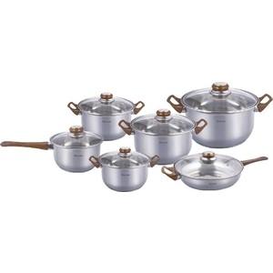 Набор посуды 12 предметов MercuryHaus (MC-6019)