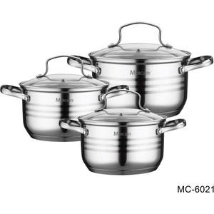 Набор посуды 6 предметов MercuryHaus (MC-6021)