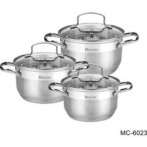 Набор посуды 6 предметов MercuryHaus (MC-6023)