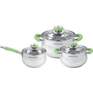 Набор посуды 6 предметов MercuryHaus (MC-7021)