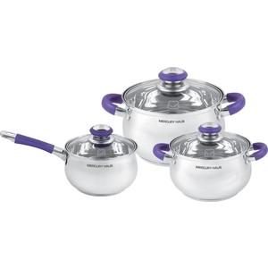 Набор посуды 6 предметов MercuryHaus (MC-7026)