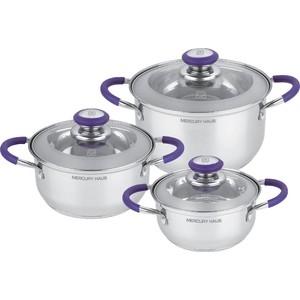 Набор посуды 6 предметов MercuryHaus (MC-7027)
