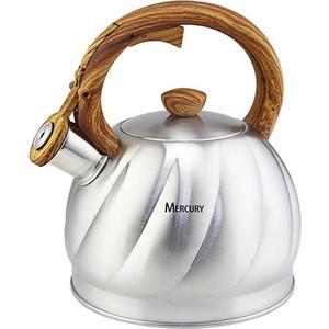 Чайник со свистком 3.5 л MercuryHaus (MC-6588)