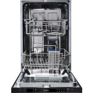 Встраиваемая посудомоечная машина Lex PM 4552 встраиваемая посудомоечная машина hansa zim 414 lh