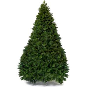 Елка искусственная CRYSTAL TREES Этна с вплетенной гирляндой 120 см.