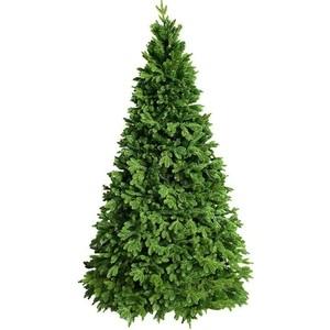 Елка искусственная CRYSTAL TREES Габи заснеженная с вплетенной гирляндой 180 см.