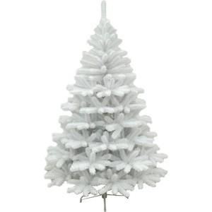 Елка искусственная CRYSTAL TREES Соренто жемчужная 210 см.