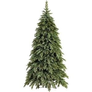 Елка искусственная CRYSTAL TREES Эмили серо-голубая 210 см.