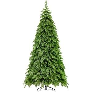 Елка искусственная CRYSTAL TREES Эмили зеленая 300 см.