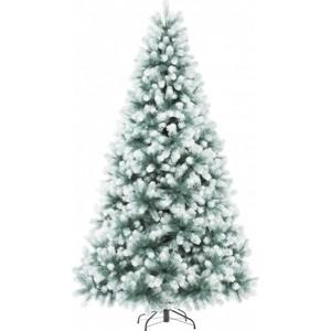 Сосна искусственная CRYSTAL TREES Швейцарская снежная 270 см
