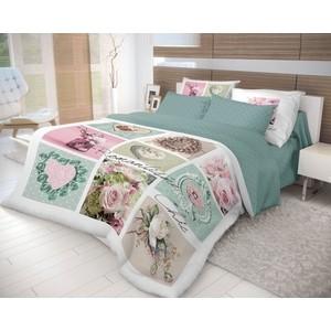 Комплект постельного белья Волшебная ночь евро, ранфорс, Frame (712451)