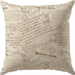 Подушка Волшебная ночь 70х70, хлопок (730676) подушка бамбуковая неотек бамбук 70х70