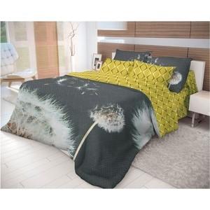 Комплект постельного белья Волшебная ночь семейный, ранфорс, Dandelion (743121)