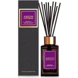 Ароматизатор интерьерный Areon Premium Патчоули Patchouli-Lavender-Vanilal, 85 мл