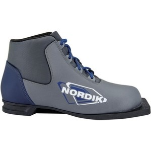 Ботинки лыжные Spine NN75 NORDIK серый р. 38