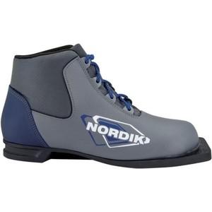 Ботинки лыжные Spine NN75 NORDIK серый р. 39