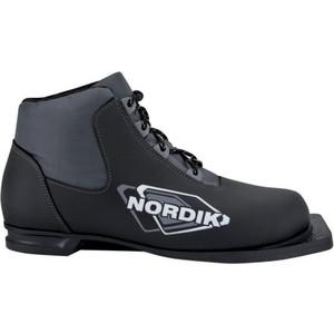 Ботинки лыжные Spine NN75 NORDIK черный р. 45