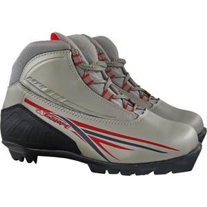Ботинки лыжные Marax NNN MXN300 ACTIVE серебро р.35