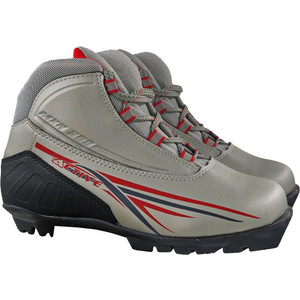Ботинки лыжные Marax NNN MXN300 ACTIVE серебро р.39