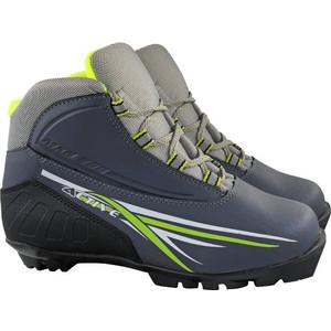 Ботинки лыжные Marax NNN MXN300 ACTIVE серый р.35 джинсы rica lewis ц серый р 30