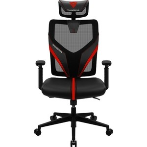 Кресло компьютерное игровое ThunderX3 YAMA1 black-red