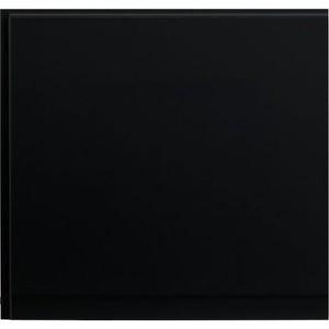 Боковая панель Aquanet Izabella 70 черная (177503)