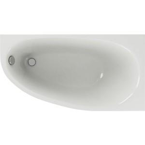 Акриловая ванна Акватек Дива 150x90 правая (DIV150-0000002)