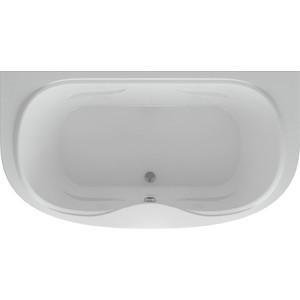 Акриловая ванна Акватек Мелисса каркас, фронтальная панель, слив-перелив (MEL180-0000031)