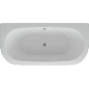 Акриловая ванна Акватек Морфей экран, каркас, слив, боковые экраны (MOR190-0000014)
