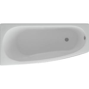 Акриловая ванна Акватек Пандора 160х75 левая, фронтальная панель, правая боковая каркас, слив-перелив (PAN160-0000040)