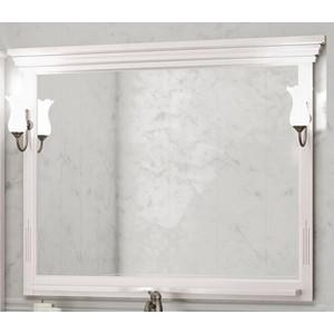Зеркало Opadiris Риспекто 120 с светильниками, беленый бук (Z0000009684 + 00000001041)