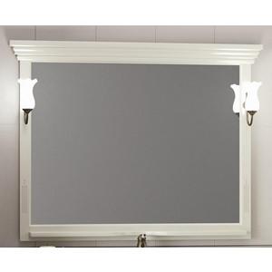 Зеркало Opadiris Риспекто 120 с светильниками, слоновая кость 1013 (Z0000009685 + 00000001041)