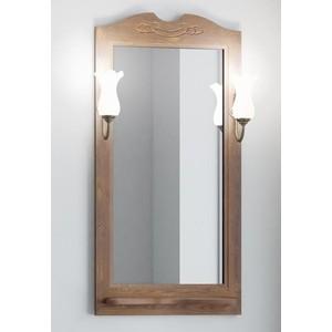 Зеркало с полкой Opadiris Тибет 50 светильниками, нагал P46 (Z0000003417 + 00000001041)
