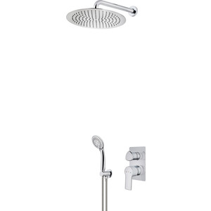 Комплект смесителей Teka Manacor с душем (841720220)